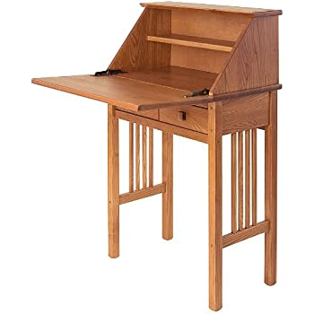 Amazon Com Manchester Wood Mission Secretary Desk
