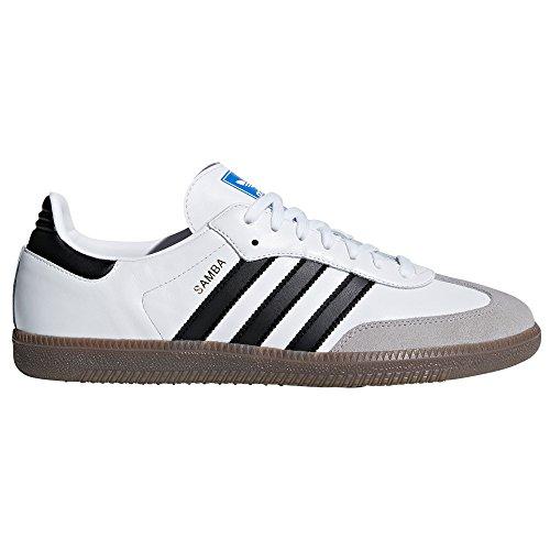 para Blanca Zapatillas White Negra Plataforma Clear Granite Black Core Mujer Samba y Adidas Sneaker con Original Deportivas xpXnwEqqY