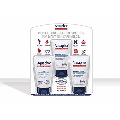 Aquaphor, 3 pk./3 oz. (pack of 6) by Aquaphor