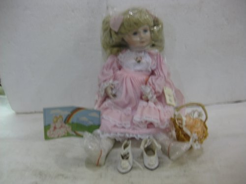 16 Inch Doll Meagan The First Issue In The Cindy's (Cindys Playhouse Pals)