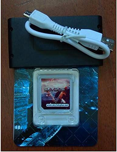 La tarjeta Sky_3DS + plus puede funcionar en Nintendo 3DS ...