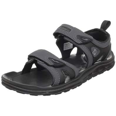 Columbia Men's Techsun  2 Water Sandal,Black/Dark Shadow,15 M US