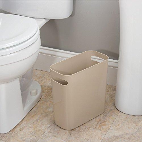 Review mDesign Slim Rectangular Trash