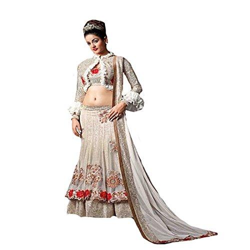Muslim Women Dupatta Choli 8719 Bridal Wedding Party Indian Dress Gown Lehenga Designer Wear AWUwTxYxq1