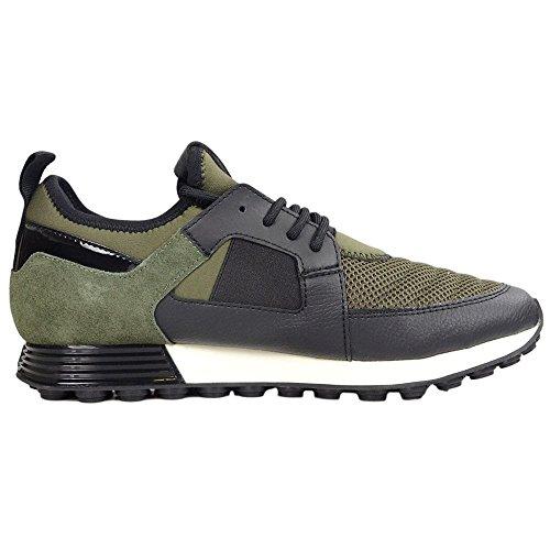 40 Verde Green Cruyff Classics Olive Verde Olive Uomo Green Sneaker RRaqWUz