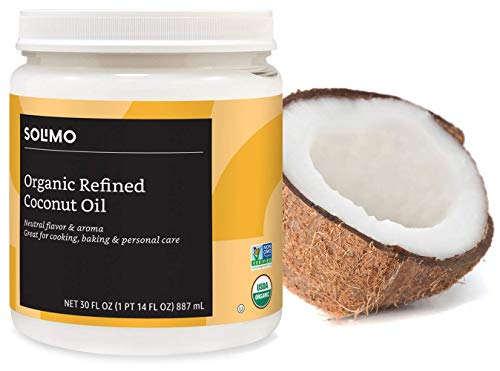 Amazon Brand Organic Coconut Refined
