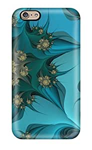 Hot New Fractal Abstract Other Case Cover For Iphone 6 With Perfect Design