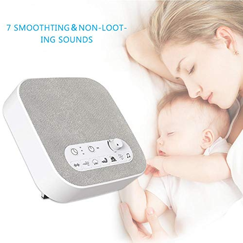 White Noise Sound Machine Sleep Therapy Polysomnography Devi