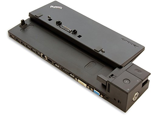 Lenovo ThinkPad USA Ultra Dock With 90W 2 Prong AC Adapter (40A20090US, Retail Packaged) by Lenovo (Image #2)