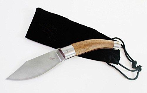 Pilzmesser Taschenmesser Maestri Coltelli Handgefertigt Messer Klappmesser 11
