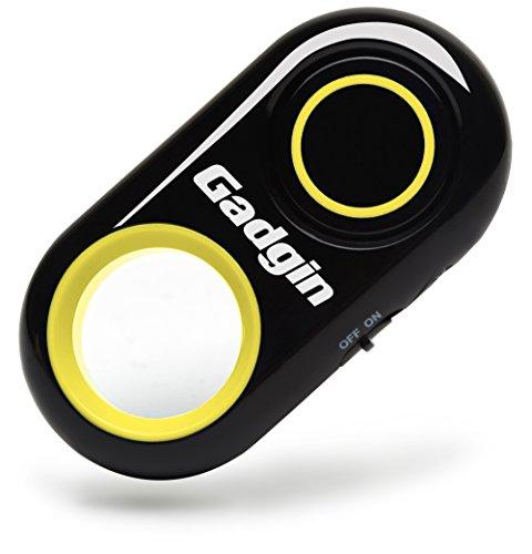 Gadgin Bluetooth Remote Control Camera Shutter Release