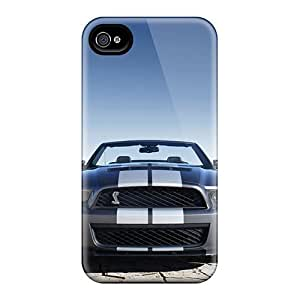 Durable Defender Case For Iphone 4/4s Tpu Cover(gt 500)