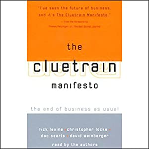 The Cluetrain Manifesto Audiobook