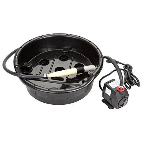 OEMTOOLS 24816 Portable Bucket-Top Parts Washer