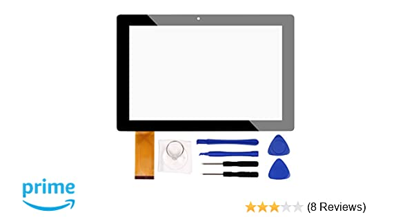 Li-SUN Digitizer Touch Screen Panel for Smartab ST1009X 10 1 Inch Tablet  with Operation Tools