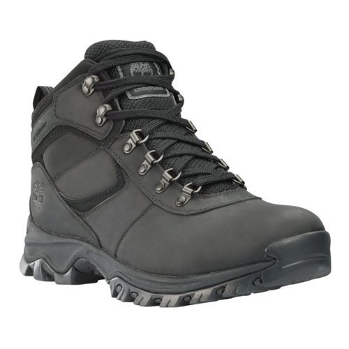 Timberland Men's Mt. Maddsen Hiker Boot,Black,9.5 M US