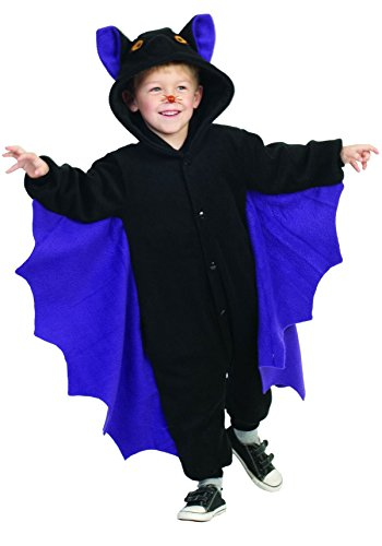 RG Costumes Bugsy Bat, Black/Purple, (Bugsy Halloween Costume)