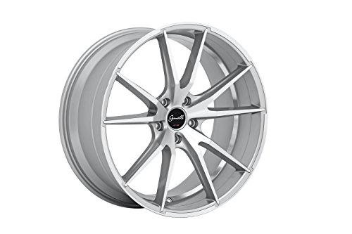 22 Quot Inch Gianelle Davalu Silver Wheels Amp Tire Package