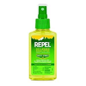 Repel Lemon Eucalyptus Natural Insect Repellent Pump, 1 Unit, 4 Oz
