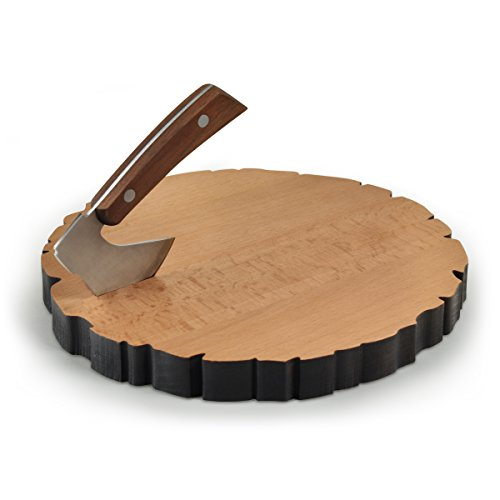 Fred CHEESE LOG Board and Knife Set ()