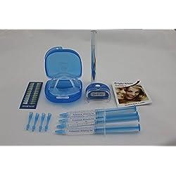Teeth Whitening Home  Kit with White LED Light