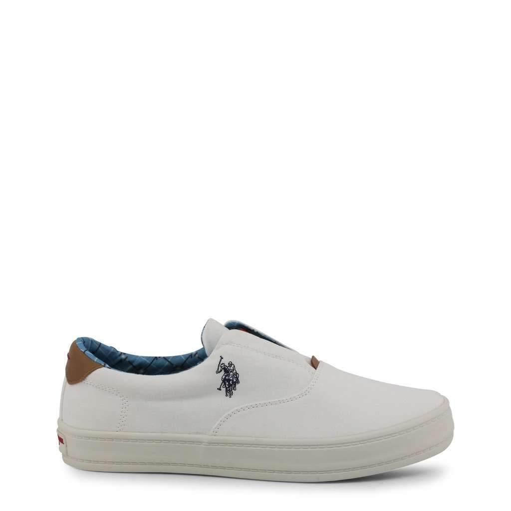 White U.s. Polo Assn GALAN4018S9 C1 Sneakers Man