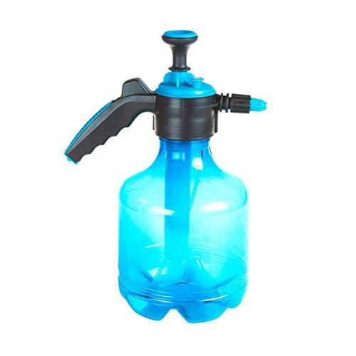 NewKelly Portable Pneumatic Spray Bottle Home Small Flower Plant Spray Bottle (Blue) Blue Mist Sugar Bowl