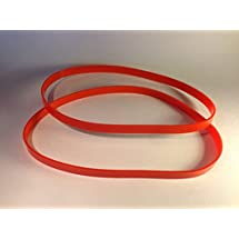 """2 Urethane Band Saw replacement TIRES Fits DELTA 28-150 BandSaw Made in USA 0.095"""" Thick"""