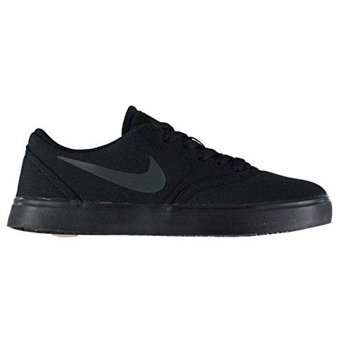 Nike SB Check Cnvs Gs. 905373-001 905373-001 Negro