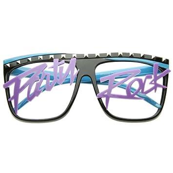 Amazon.com: LMFAO Party Rock anteojos de sol anteojos Negro ...