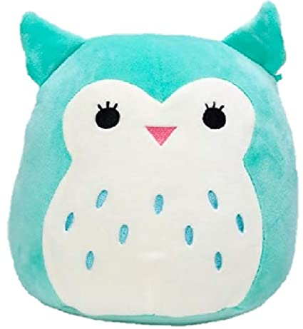 8 Bobby The Blue Tie Dye Bunny Squishmallow Kellytoy 8 Easter Collection Plush Doll