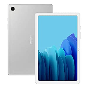 Samsung Galaxy Tab A7 32 GB 4G Android Tablet – Silver (UK Version)