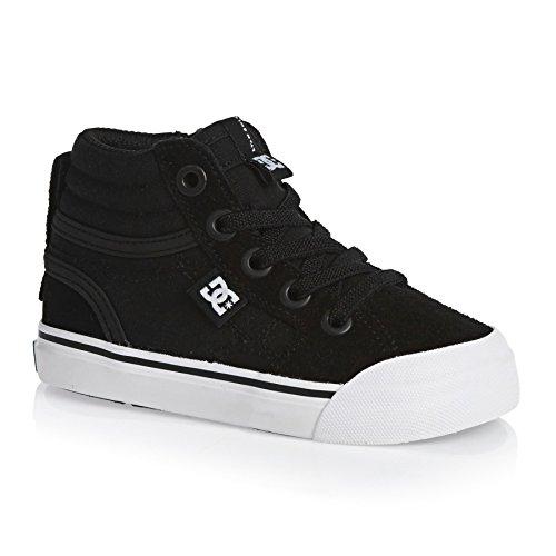 Chaussures DC Evan Hi Toddler's Black Bl0
