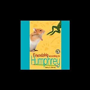 Friendship According to Humphrey Audiobook