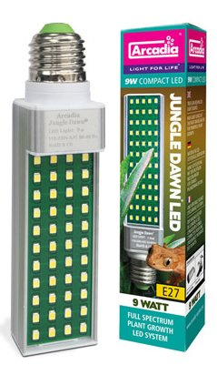 Arcadia AJD09 Jungle Dawn LED