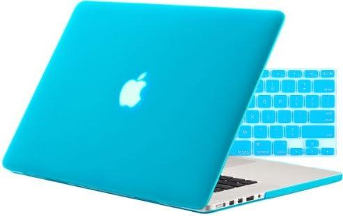Kuzy Rubberized Keyboard MacBook Display