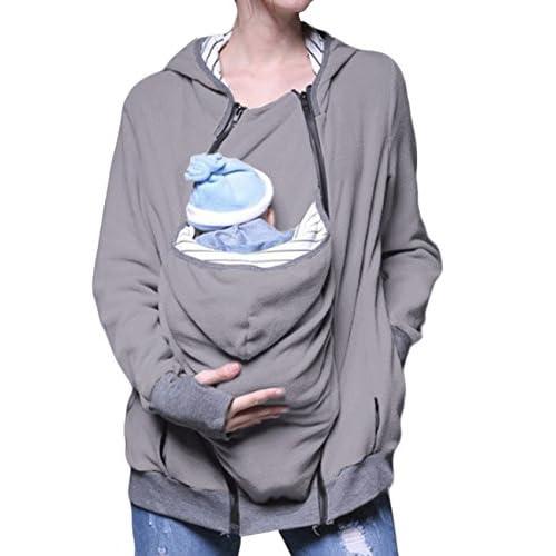 free shipping EMMA Las mujeres de invierno de algodón con capucha 3 en 1  llevar chaqueta ... 6fd350ea9cbc