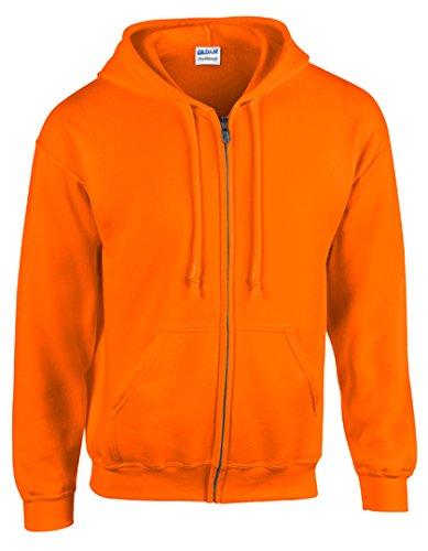Adult Hooded Sweatshirt - 9