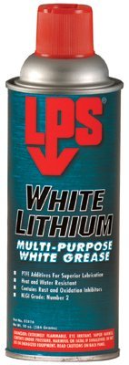 LPS 10-oz Aerosol White Lithium (428-03816) Category: Multi-Purpose Grease by Lps