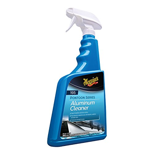 Meguiar's M19532 Pontoon and Aluminum Cleaner - 32 oz. - Aluminum Stain