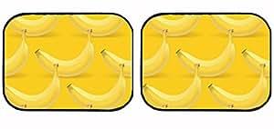 Banana alfombrillas para coche Auto vehículo