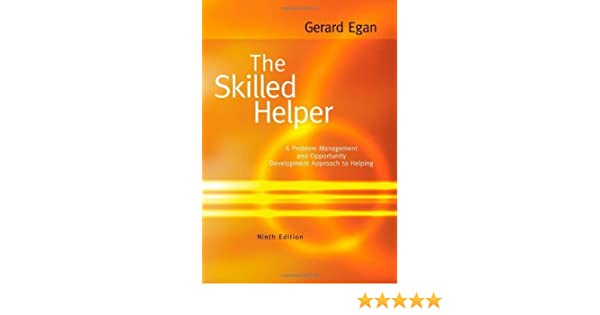 By gerard egan the skilled helper ninth 9th edition author by gerard egan the skilled helper ninth 9th edition author amazon books fandeluxe Choice Image