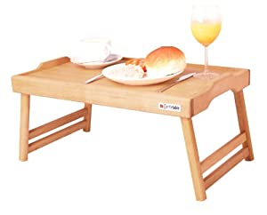 breakfast table breakfast tray eat in bed free name engravement breakfast in bed folding. Black Bedroom Furniture Sets. Home Design Ideas