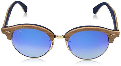 Ray-Ban Clubround Wood (RB 4246M 11807Q 51)