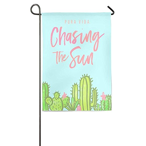 amuseds The Sun Garden Flag Yard Decorations Flag For Outdoo