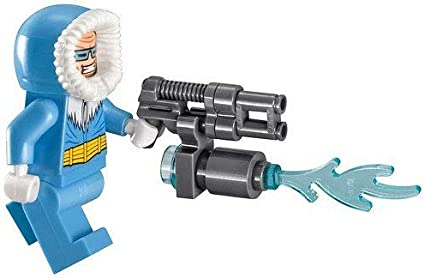 New lego captain cold from set 76026 justice league sh148