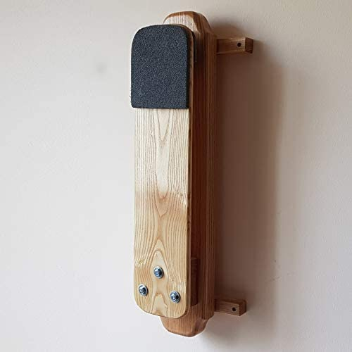 """73 cm 28.7/"""" x 10 cm two levels Wooden wall traditional makiwara 3.9/"""""""