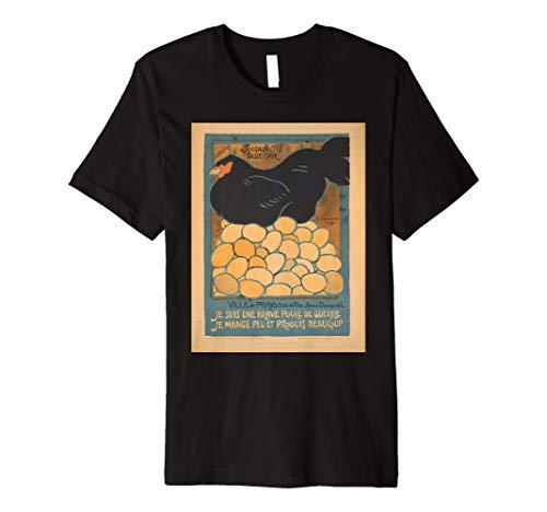 Vintage poster - I am a Fine War Hen T-Shirt ()