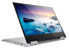The Yoga 720 is the world's first convertible laptop offering a standard voltage Quad Core H Series Intel processor. Featuring the latest Intel processors and 512 GB PCIe SSD storage, you'll enjoy lightning-fast boot-ups and transfer times. A...