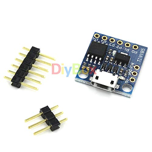 Development Board Module for Arduino Built-in USB 500ma 5V Regulator 8k Flash
